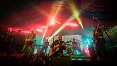 Moseley Folk Festival: Levellers Interview