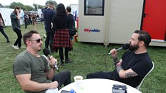 Dillinger Escape Plan at Reading Festival 2016