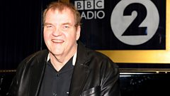 "Meat Loaf: ""The whole of the Bat Out Of Hell album was sped up"""