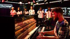 Live Lounge - Jack Garratt