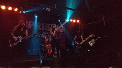Evarose Interview @ Uprising 091016