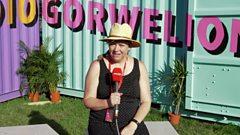 Stiwdio Gorwelion Highlights/ Uchafbwyntiau