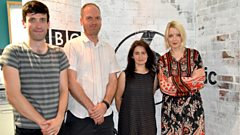 Emma Pollock joins Lauren Laverne in the studio for a live session