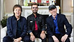 Paul McCartney, Ringo Starr and Ron Howard chat to BBC Radio 6 Music's Shaun Keaveny