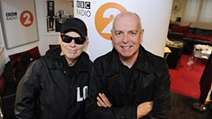 """Which legendary jazz singer once called the Pet Shop Boys """"you cats"""" at London's Savoy?!"""