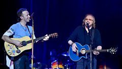 """Barry Gibb: """"It's strange I've ended up in a three-person band again."""""""