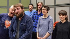 The Pictish Trail in Session
