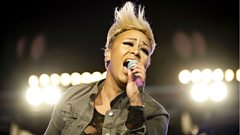 """It's a confession, really"" Emeli Sande talks about her new single 'Hurts'"