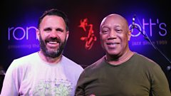 Billy Cobham discusses being sampled by Massive Attack