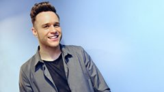 "Olly Murs: ""I'll be asking Robbie Williams for some advice..."""