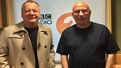 Jim Kerr chats to Ken about working with KT Tunstall