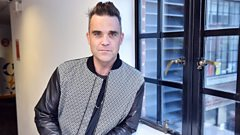 "Robbie Williams: ""I don't want to be a has-been!"""