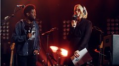 'They were out there but vulnerable' - Michael Kiwanuka chats to Lauren about Marvin Gaye, Funkadelic and other influences