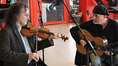 Fantastic folk fiddling from Martin Hayes with Dennis Cahill live on In Tune from London's Southbank Centre