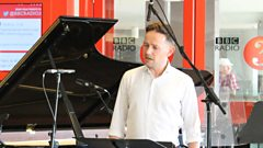 Iestyn Davies charms the In Tune audience with Purcell, live at London's Southbank Centre