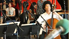A family thing: Sheku and Isata Kanneh-Mason play Shostakovich live on In Tune from London's Southbank Centre