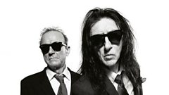 John Cooper Clark and Hugh Cornwell Exclusive Interview