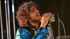 Yoga with Wayne Coyne