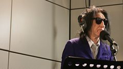 'It's my last chance to make it as a crooner' – Dr John Cooper Clarke on making his singing debut with Hugh Cornwell