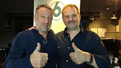 'We worked hard and we played hard' –Peter Hook