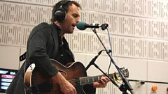 Listen to Jon Boden in session for World on 3
