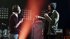 Steve Lamacq interviews Super Furry Animals at 6 Music Live 2016