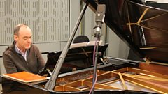 Pianist Leon McCawley plays a serene Haydn Andante live on In Tune