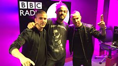 'I liked working with Madonna' - Galantis, who haven't they written for?