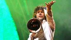 Steve catches up with the Flaming Lips frontman