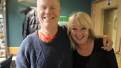 Liz and Loudon Wainwright