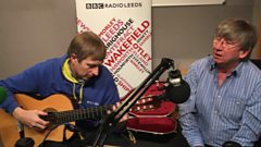 "Jake Thackray's ""The Municipal Workers' Strike performed by John Watterson accompanied by Paul Thompson"