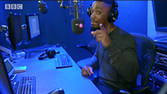 Grime MC Coco freestyles over an Asian beat!