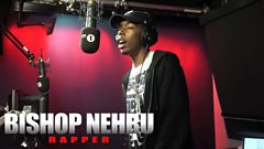Fire In The Booth – Bishop Nehru