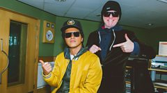 Bruno Mars: Uptown Funk made Mark Ronson's fingers bleed...
