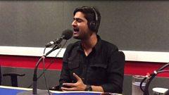Amit Mishra Performs Bulleya