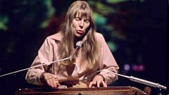 Barney Hoskyns on the Joni Mitchell anthology, Reckless Daughter