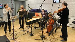 Boisterous Babelling from Ensemble Odyssee live on In Tune