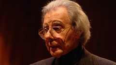 "BBC Music Jazz hears from Lalo Schifrin, the man who wrote ""Theme from Mission:Impossible"""