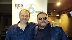 'We handed in 40 songs for that album' Shaun Ryder on the debut Black Grape record