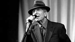 Leonard Cohen speaks to Mark Lawson in a rare interview from 2007