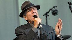 Leonard Cohen speaks about how he wrote Hallelujah