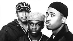 ATCQ - 'We Got It from Here... Thank You 4 Your Service'
