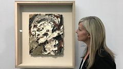 Bowie's Art Collection: Auerbach