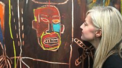 Bowie's Art Collection: Basquiat
