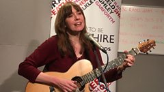 Sarah McQuaid plays Yellowstone live in session on The Durbervilles Folk and roots show