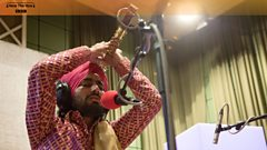 Sufi star Satinder Sartaaj live from Maida Vale