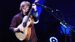 Ed Sheeran rumoured to have written this year's X Factor winner's song