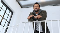 "Craig David on Avid Merrion: ""Those things happen for a reason...but sitting here today with a #1 album...I'm a very happy man"""