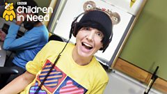 Duck Herding before playing live for CiN? Sharleen's got her party plan!
