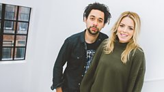 The Shires talk about getting an American record deal with the label that Taylor Swift is signed to.